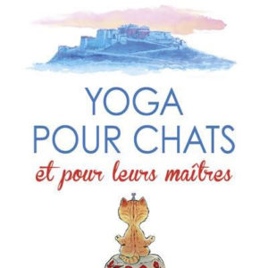 happy yoga pour chat