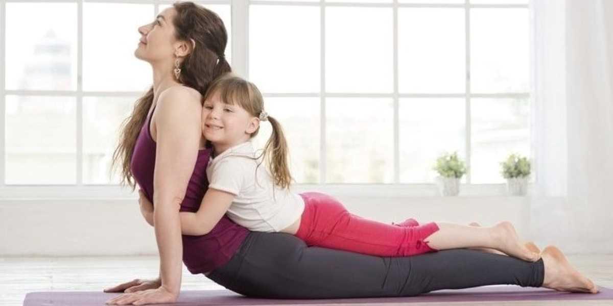 Partager le yoga avec les enfants - Happy Yoga