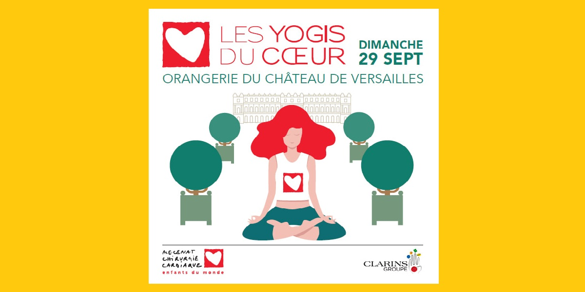 Les mini yogis du coeur - Happy Yoga