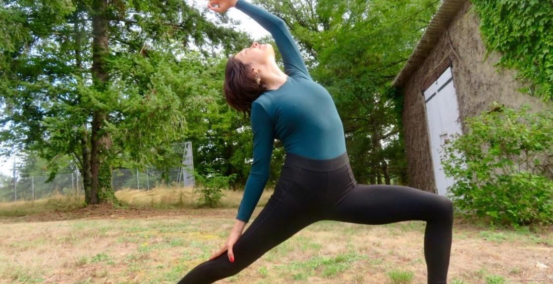 Retour de vacances-Happy Yoga