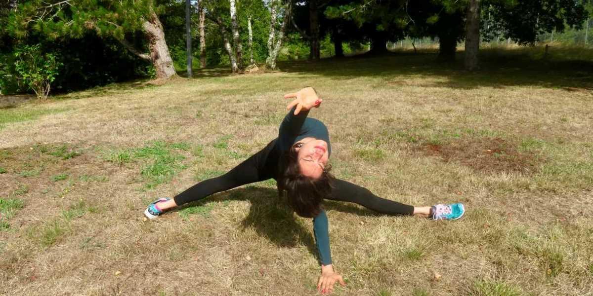 La puissance douce de l'automne - Happy Yoga
