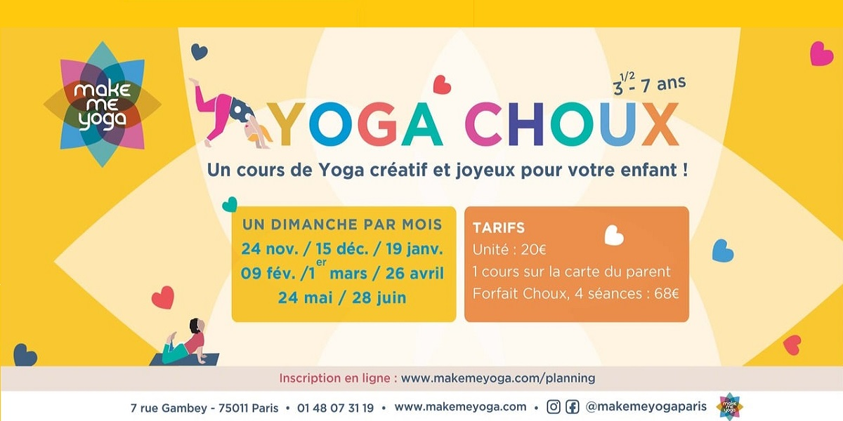 Yoga Chou - Happy Yoga