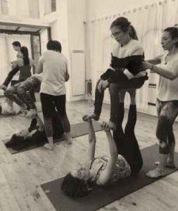 Février - Happy Yoga