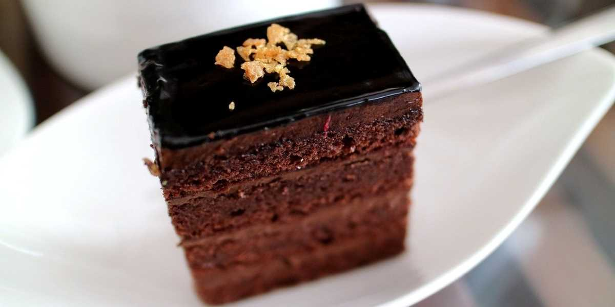 Gâteau d'anniversaire au chocolat végan- Happy Yoga