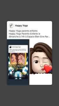 Octobre - Happy Yoga