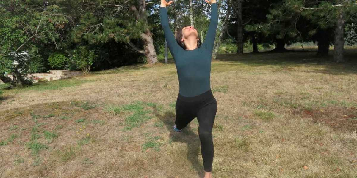 Happy Yoga en plein air-Happy Yoga